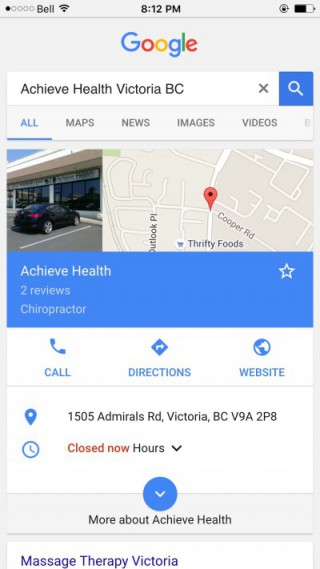 Google-Review-Achieve-Health