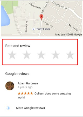 Write-Google-Review-Mobile